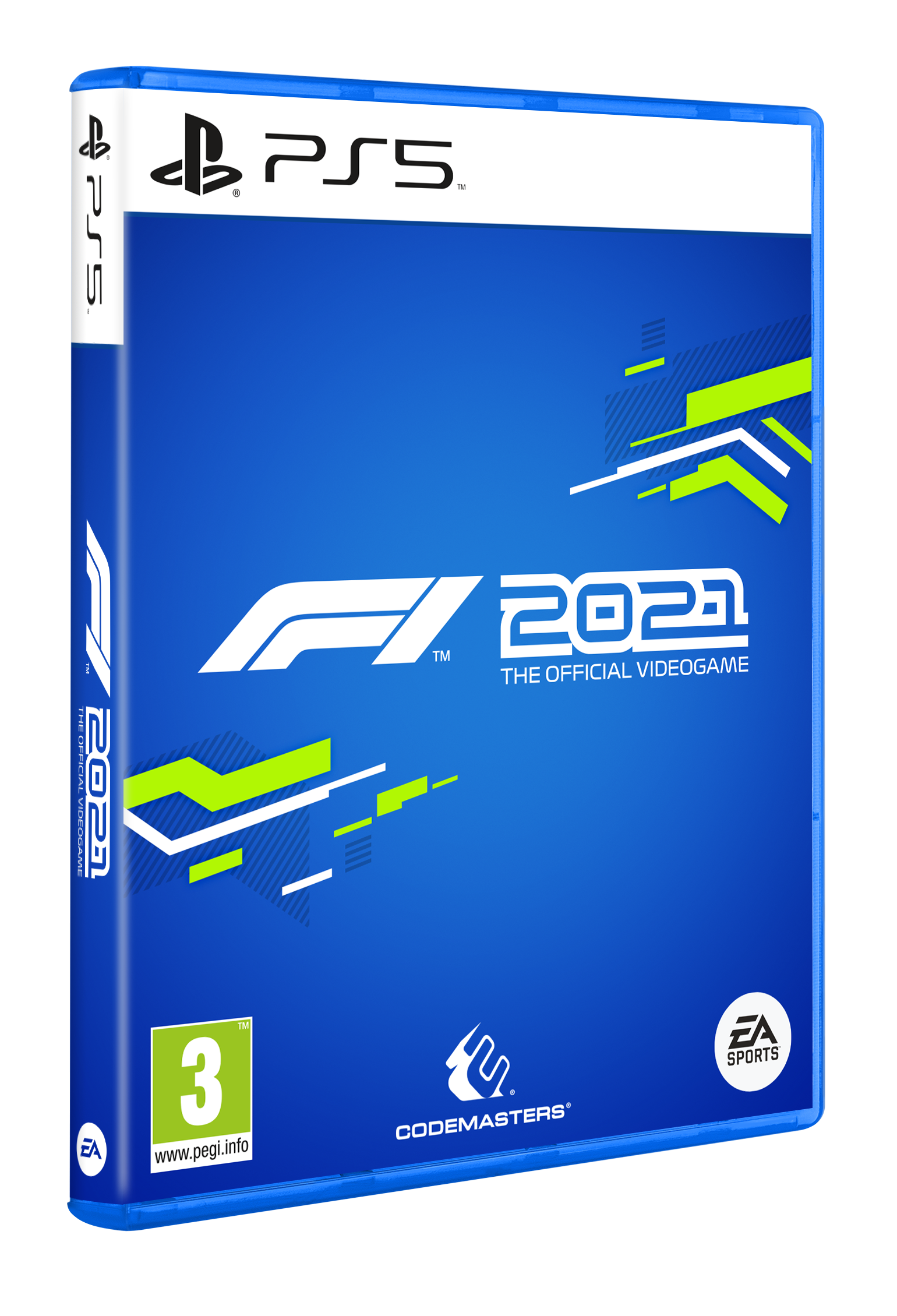 PS5 - F1 2021 - 5030935124828