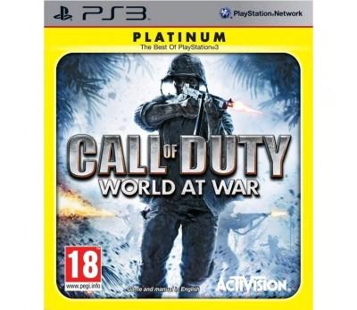 PS3 - Call of Duty: World at War