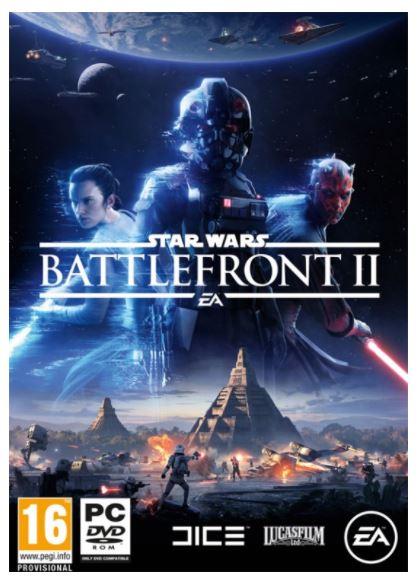 PC - Star Wars Battlefront II - 5035226122569