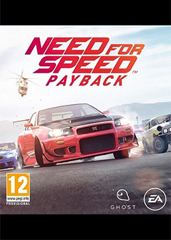 PC - NEED FOR SPEED PAYBACK - 5030945121558