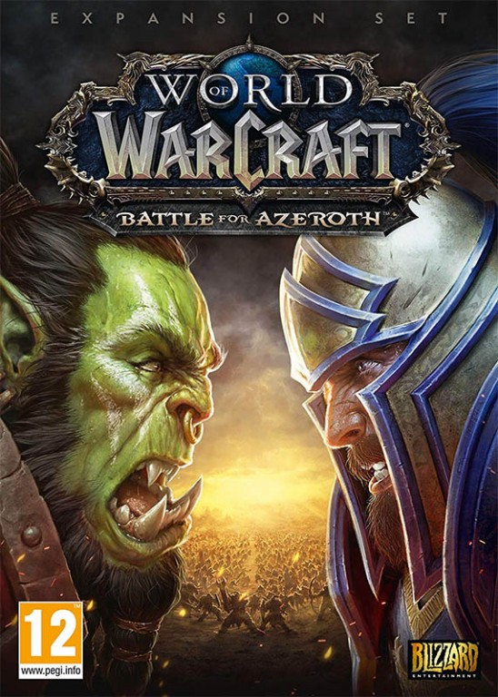 PC - World of Warcraft Battle for Azeroth