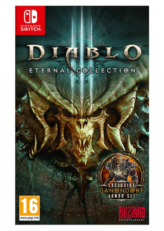 NS - Diablo III Eternal Collection