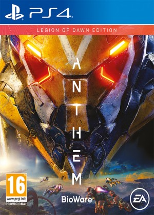 PS4 - ANTHEM LEGION OF DAWN