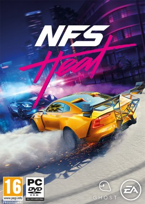 PC - Need for Speed Heat - 5030934123662