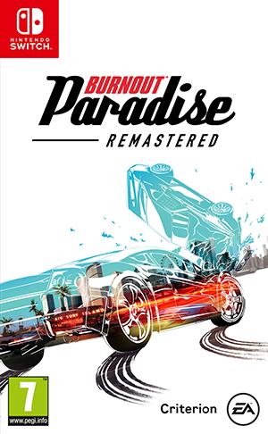 NS - Burnout Paradise Remastered - 5030942124002