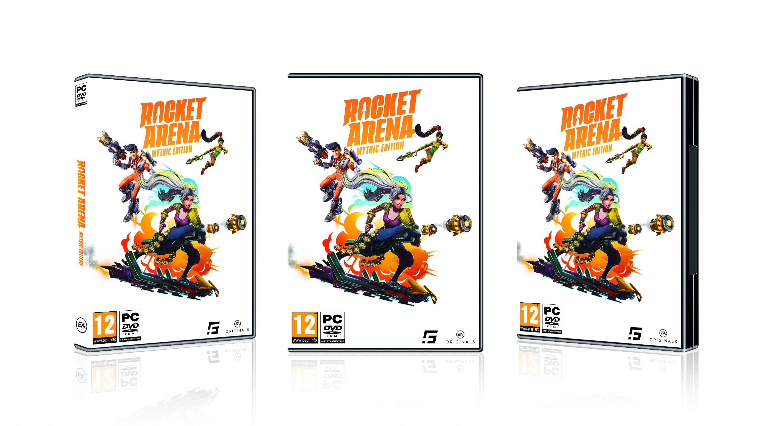 PC - Rocket Arena - 5035226124150