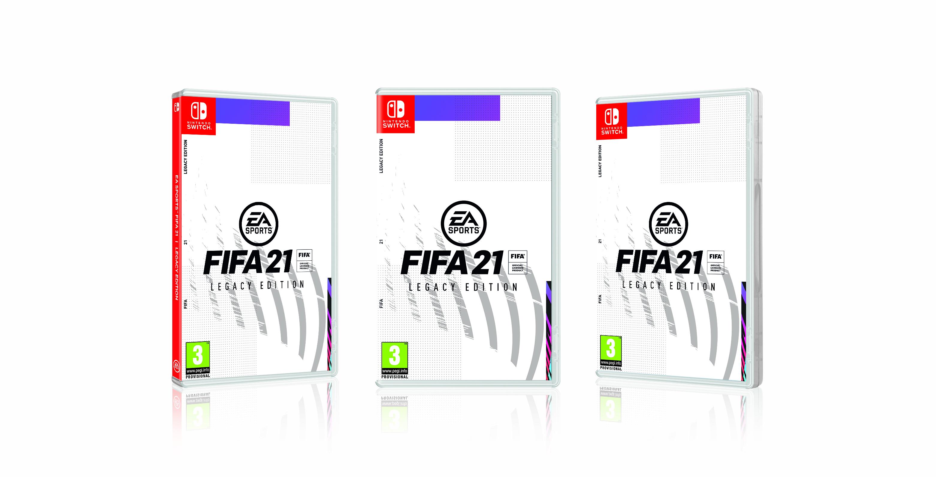 NS - FIFA 21 - 5030949123503