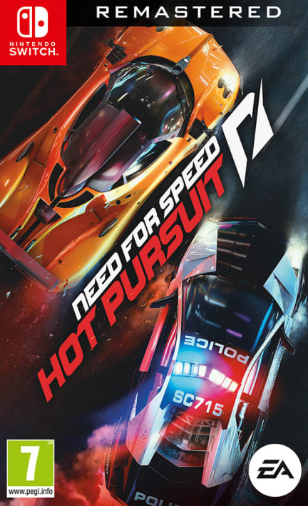 NS - Need For Speed : Hot Pursuit Remastered - 5030930124052