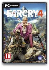 PC CD - Far Cry 4