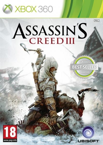 X360 - Assassins Creed III. Classic CZ