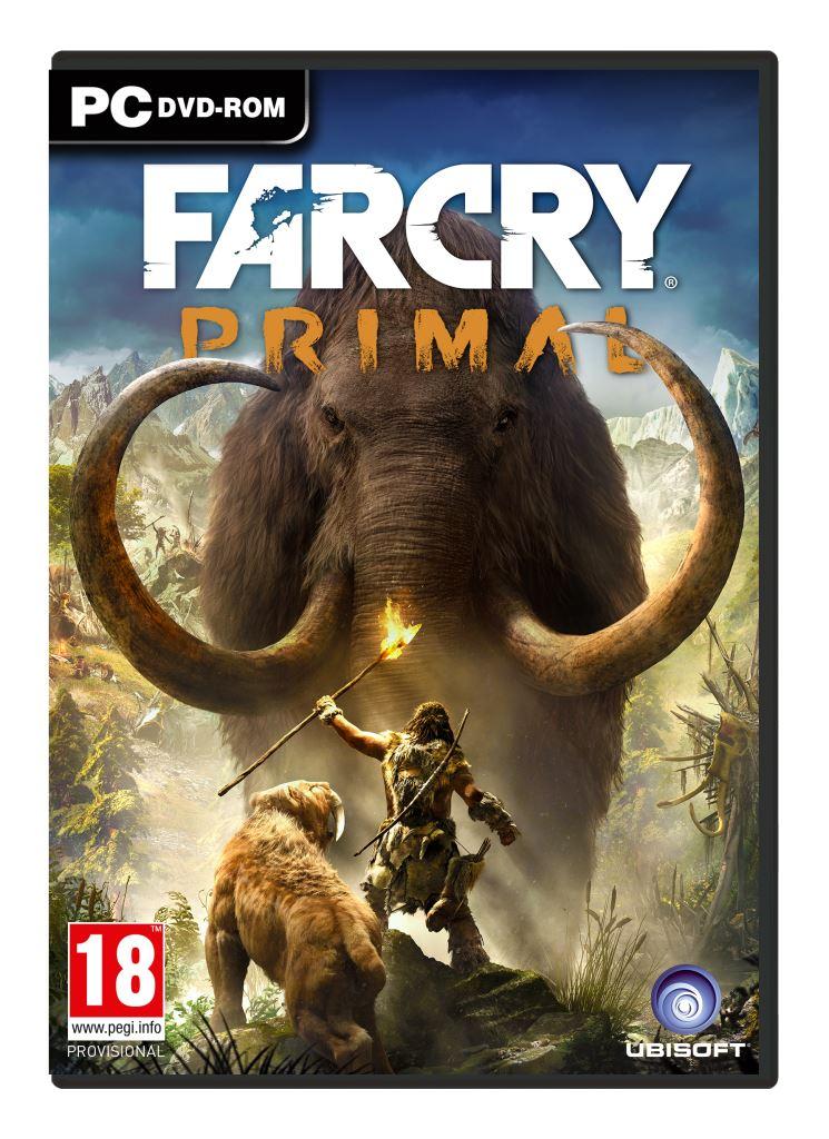 PC CD - Far Cry Primal - 3307215941652