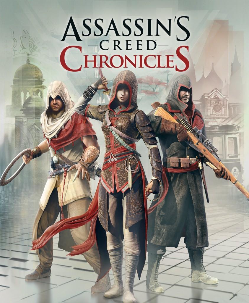 PS VITA - Assassins Creed Chronicles