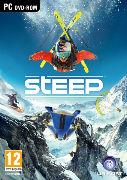 PC CD - Steep - vych�z� 2.12.2016