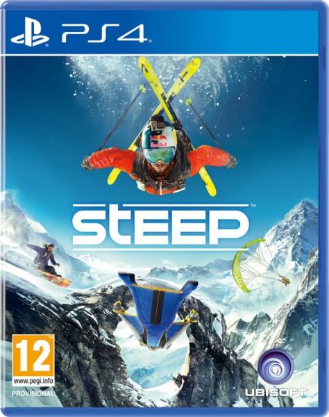 PS4 - Steep - vych�z� 2.12.2016