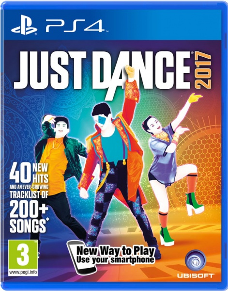PS4 - Just Dance 2017 Unlimited - od 27.10.2016