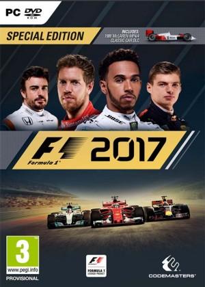 PC CD - F1 2017