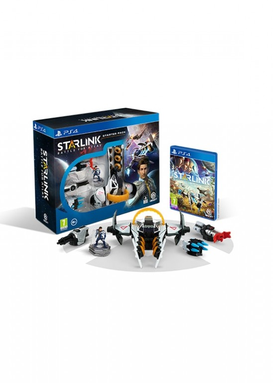 PS4 - STARLINK Starterpack