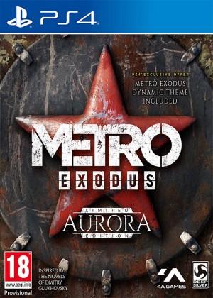 PS4 - Metro Exodus - Aurora