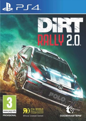 PS4 - DiRT Rally 2.0
