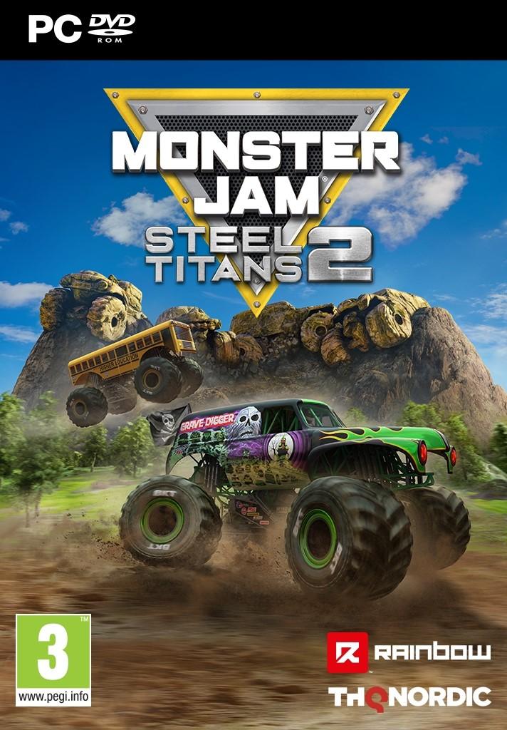 PC - Monster Jam: Steel Titans 2 - 9120080076342