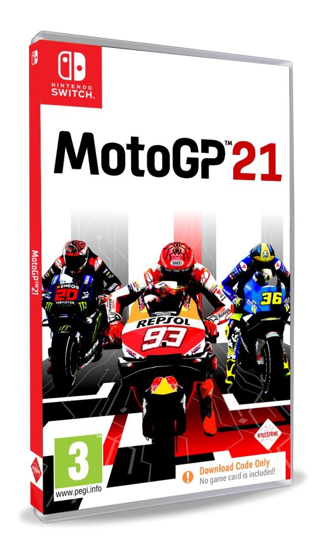 NS - Moto GP 21 - 8057168502688