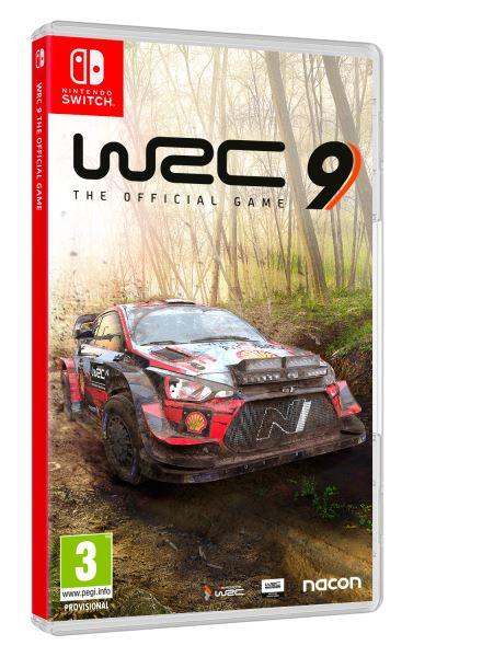 NS - WRC 9 - 3665962001778