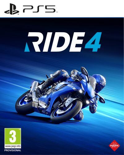 PS5 - Ride 4 - 8057168501551