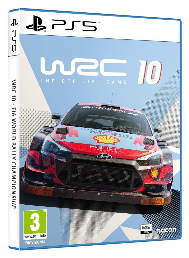 PS5 - WRC 10 - 3665962009637