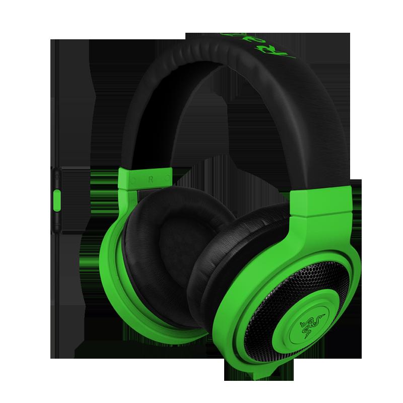 Razer Kraken Mobile Neon Green