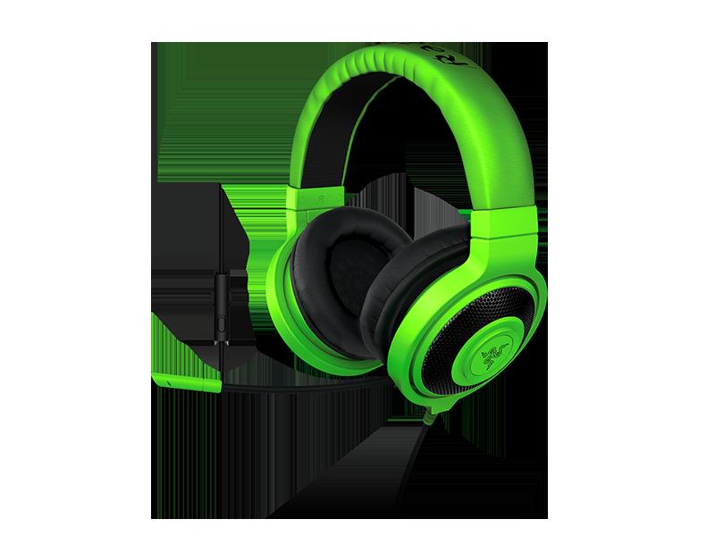 Razer Kraken Pro Green 2015