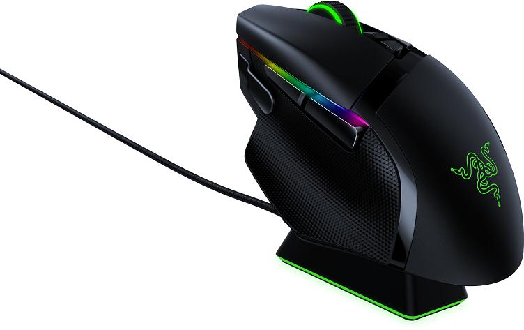 Razer Basilisk Ultimate & Mouse Dock