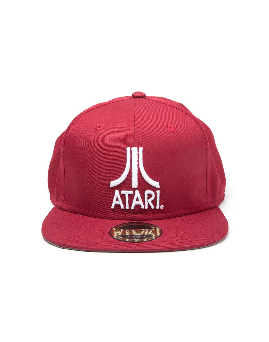 Kšiltovka: Atari - rovný kšilt