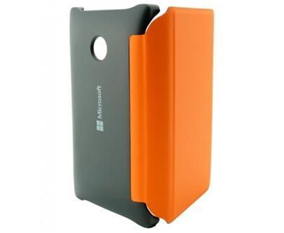 Nokia flip. pouzdro CP-634 pro Lumia 532, Orange