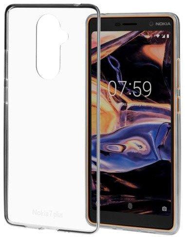 Nokia CC-708 Premium Clear Cover pro Nokia 7+