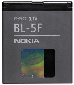 Nokia baterie BL-5F Li-Ion 950 mAh - bulk - 8592118004008