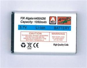 Aligator baterie A290/A330/A400/A500, 1050mAh