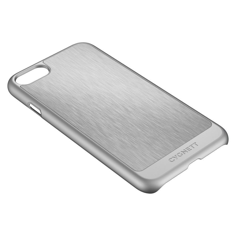 CYGNETT Silver Aluminium Case for iPhone 7