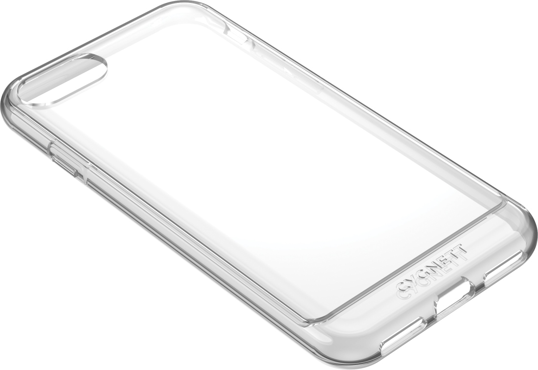CYGNETT AeroShield Crystal for iPhone 7 TPU