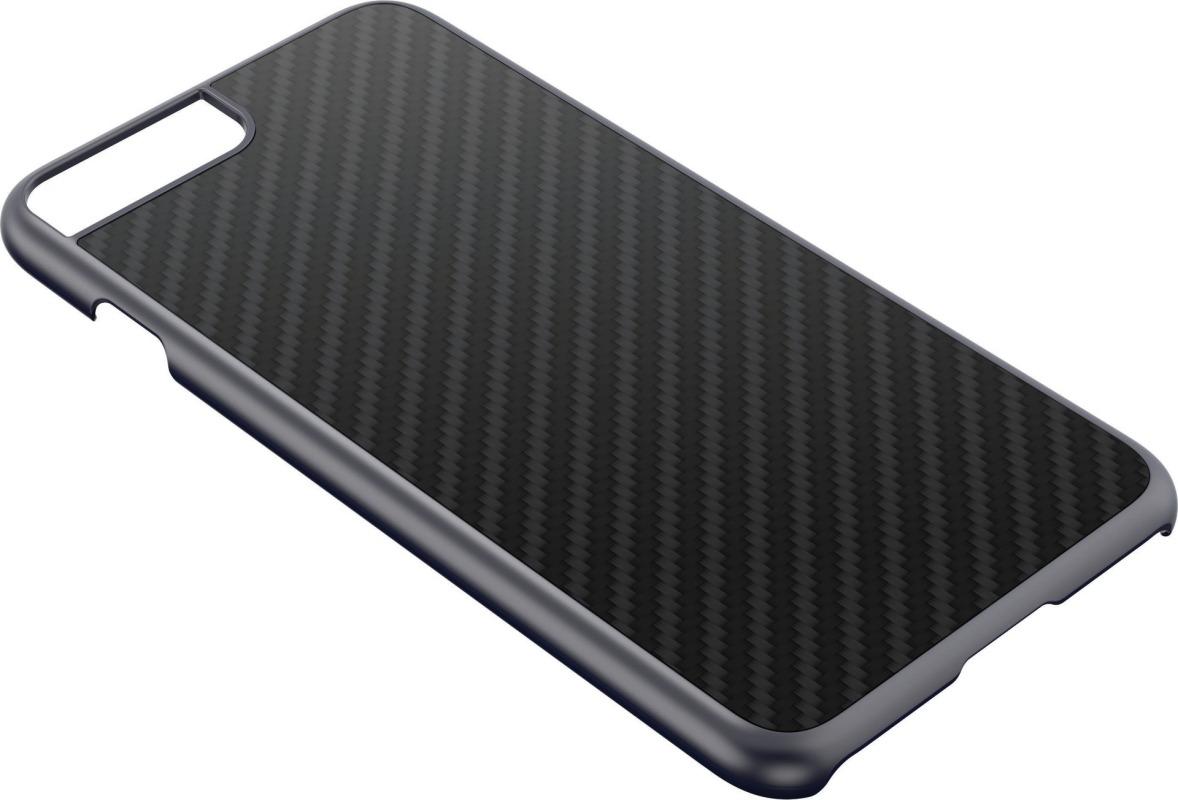 CYGNETT Gunmetal Carbon Fiber Case iPhone 7 Plus