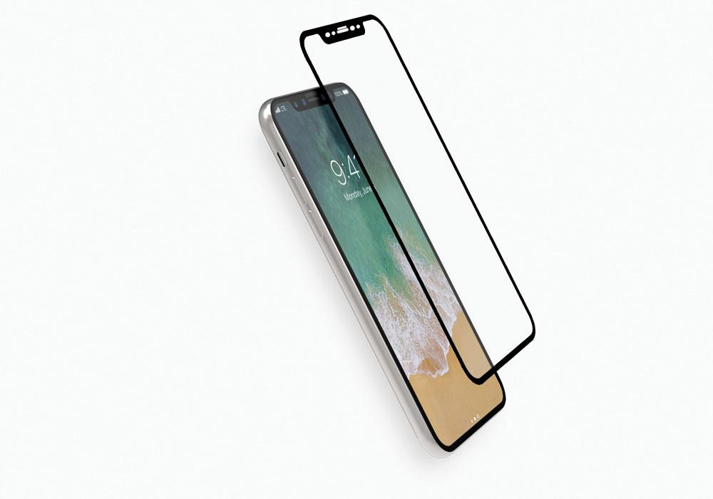 CYGNETT iPhone X Tempered Glass Screen Protector