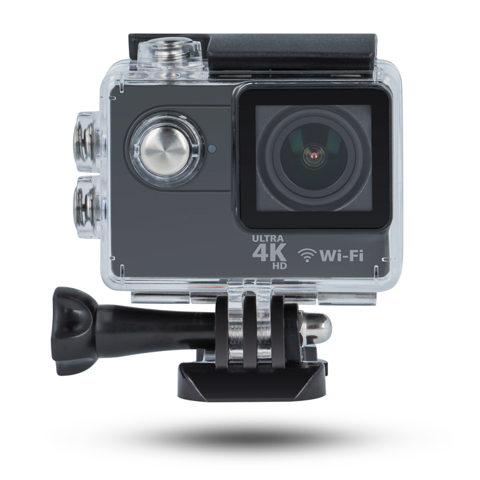 Forever sportovní  kamera SC-410, 4K rozlišení, Wifi, ovladač