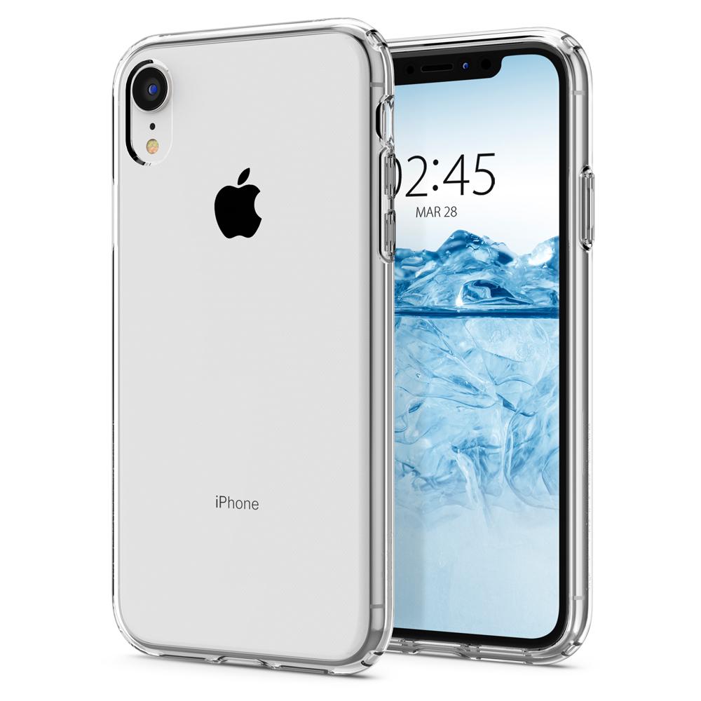 Kryt Spigen Liquid Crystal pro Apple iPhone XR