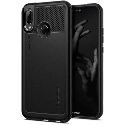Kryt Spigen Marked Armor pro Huawei P20 Lite černý