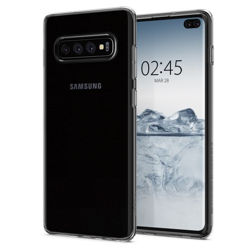 Kryt Spigen Liquid Crystal pro Samsung Galaxy S10+