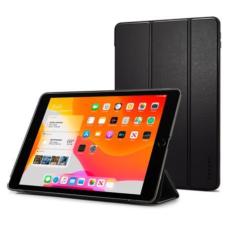 Ochranné pouzdro Spigen Smart Fold pro Apple iPad 10.2'' 2019 černé - ACS00373