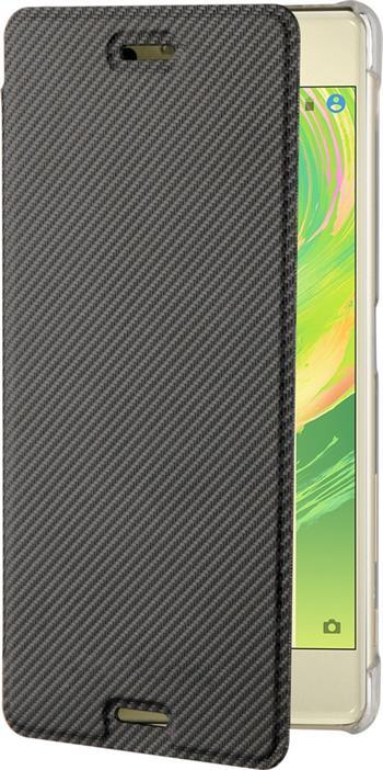 RoxFit Sony F8331 Xperia XZ Premium Book Pouzdro Black