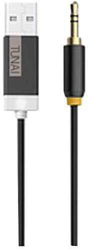 Tunai Creative hudební Bluetooth přijímač Firefly pro autorádia a domácí Hi-Fi, premium, černý