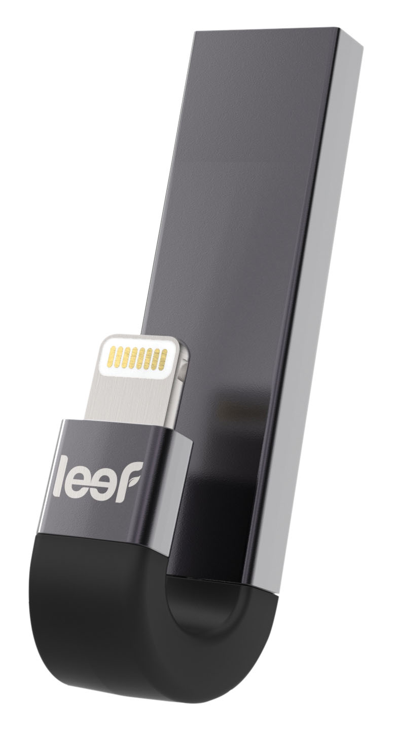 Leef iBridge 3 Black 64GB - Silver