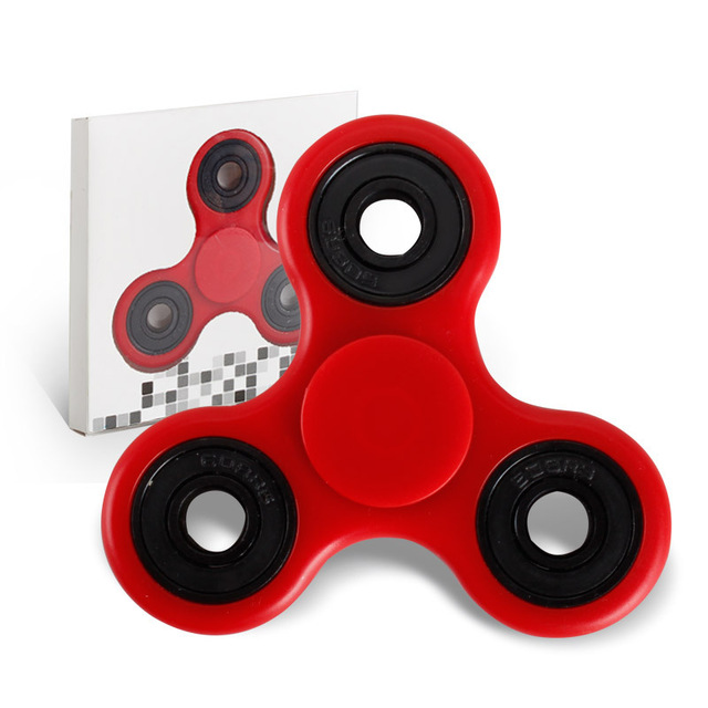 Spinner Fidget Red