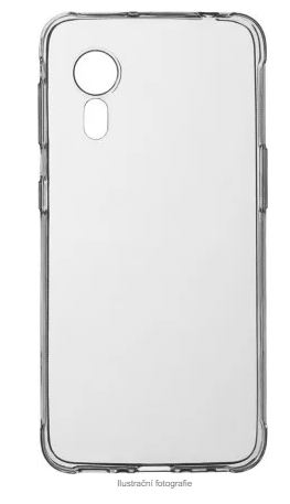 Tactical TPU Kryt Transparent pro Samsung Galaxy Xcover 5 - 8596311148200